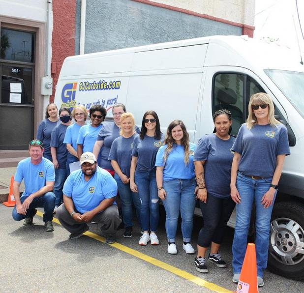 GJ Curbside Is Committed To Louisiana Local Products : GJ