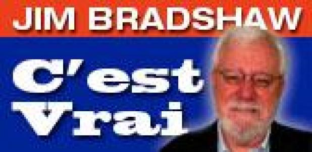 Jim Bradshaw: When every small town could remember a ...