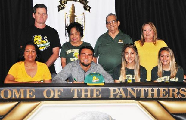 Former Berwick High School standout Josh Carver signed on as a preferred  walk-on with Southeastern University in Hammond. He held a signing ceremony  at ...